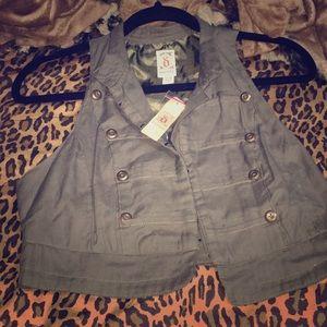 Decree M short jacket